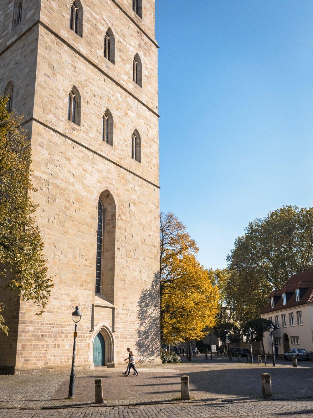 APC_0318-hdr - Herbst ShotoniPhone Autumn Blätter Leaves Sun Sonne Light Threes Licht Bäume Baum Stadt Osnabrück.jpg