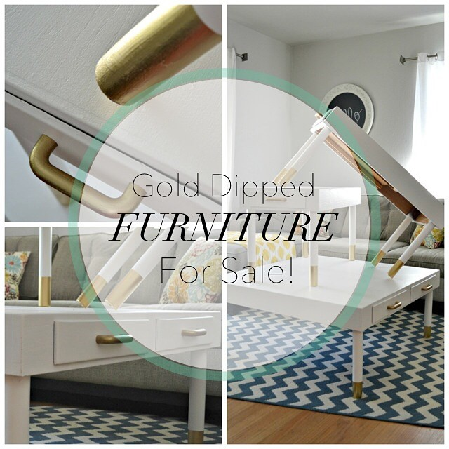 Sensational For Sale Gold Dipped Furniture The Girl Kyle Caraccident5 Cool Chair Designs And Ideas Caraccident5Info