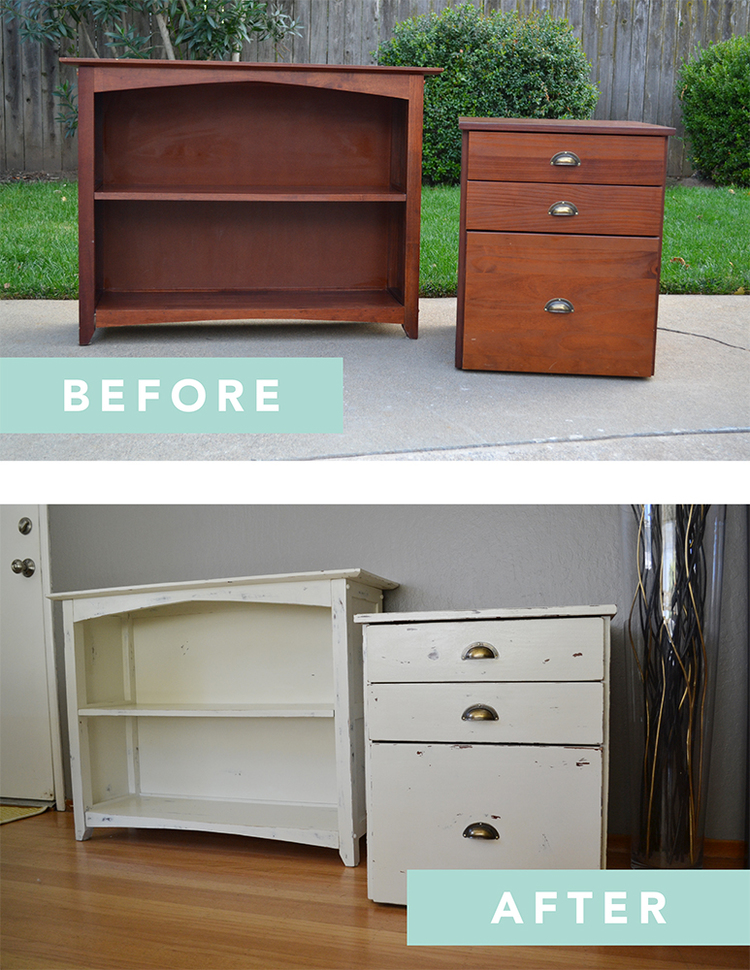 Shabby Chic Makeover 1