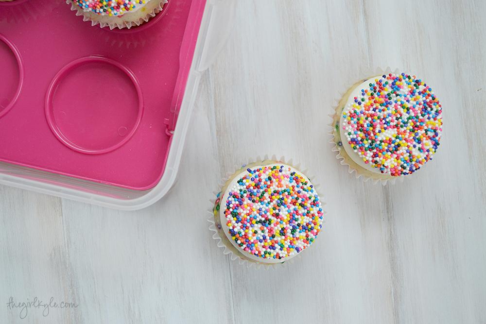 TGK Funfetti Cupcakes 2