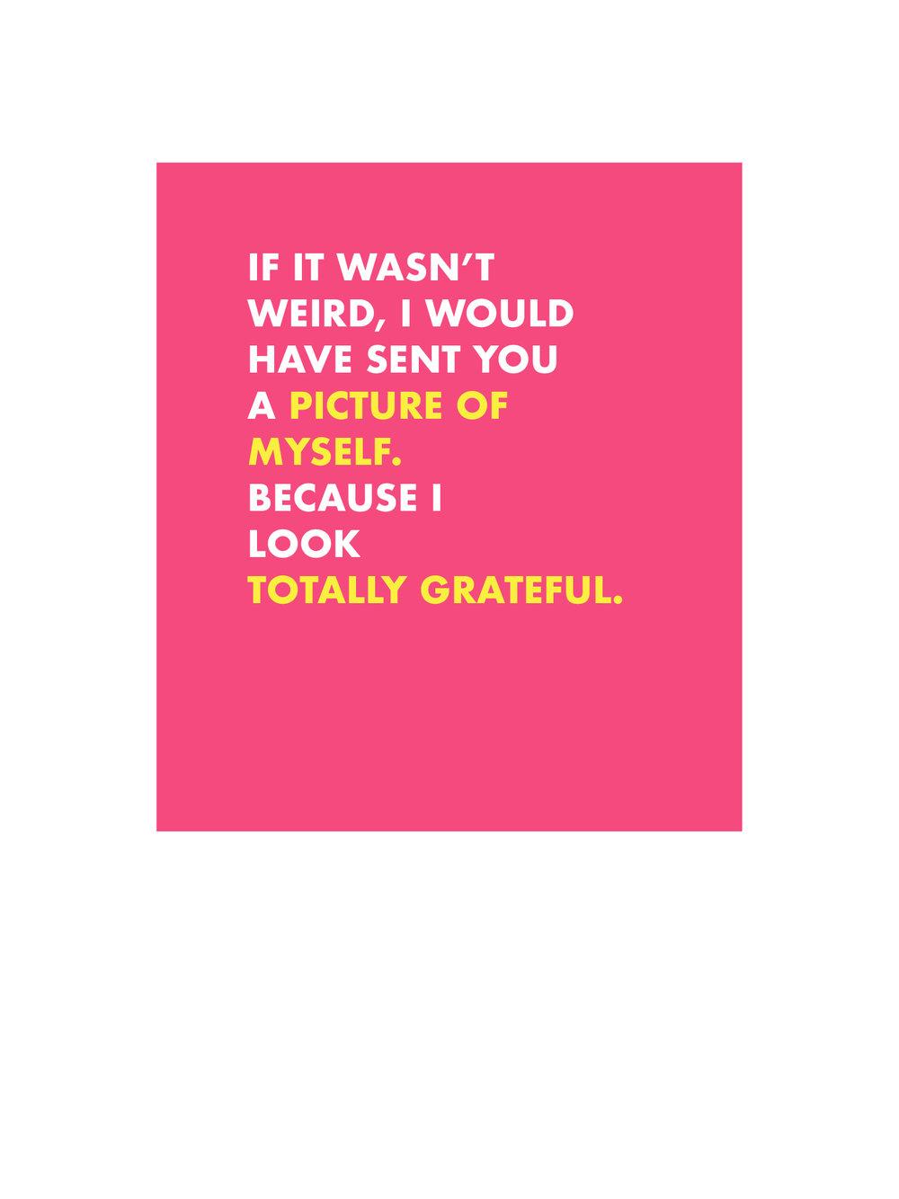 Picture Me Grateful