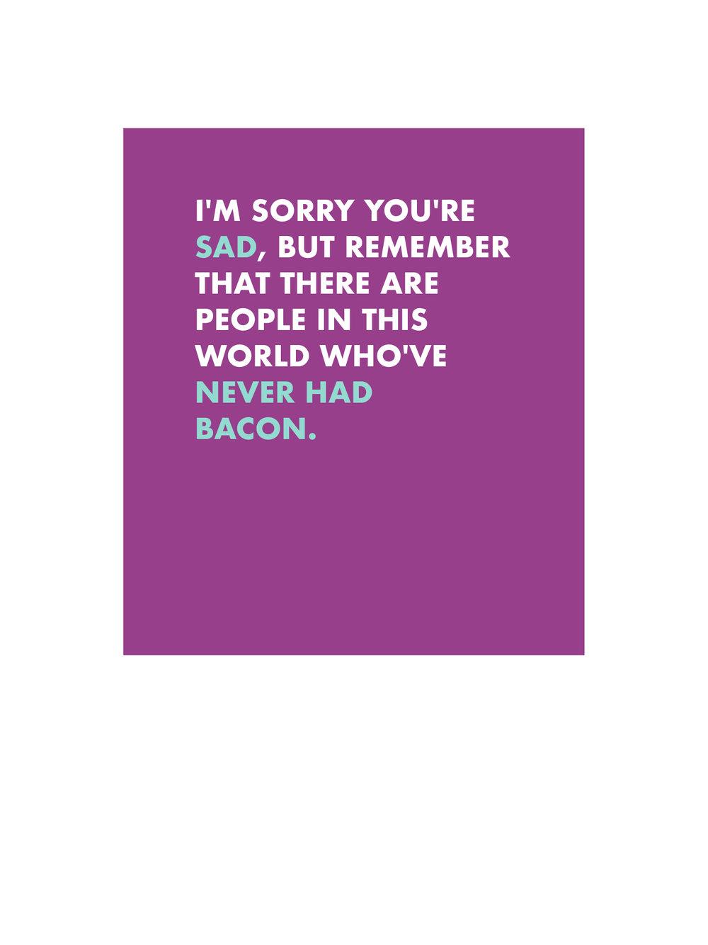 Bacon Sex