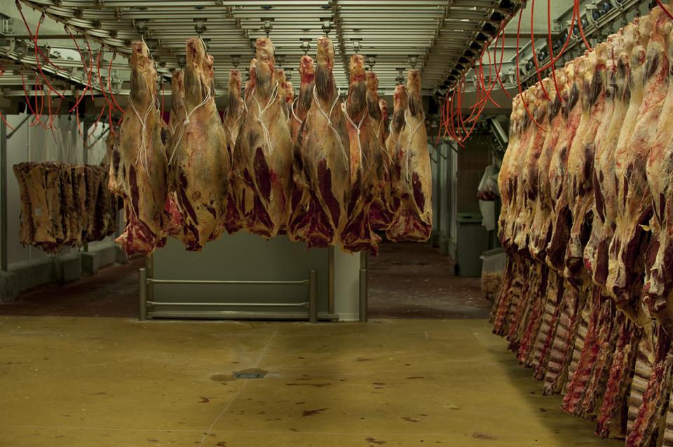 Meat Pavilion
