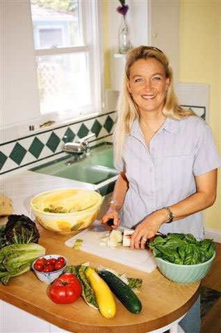 Nell Newman, founder of Newman's Own Organics