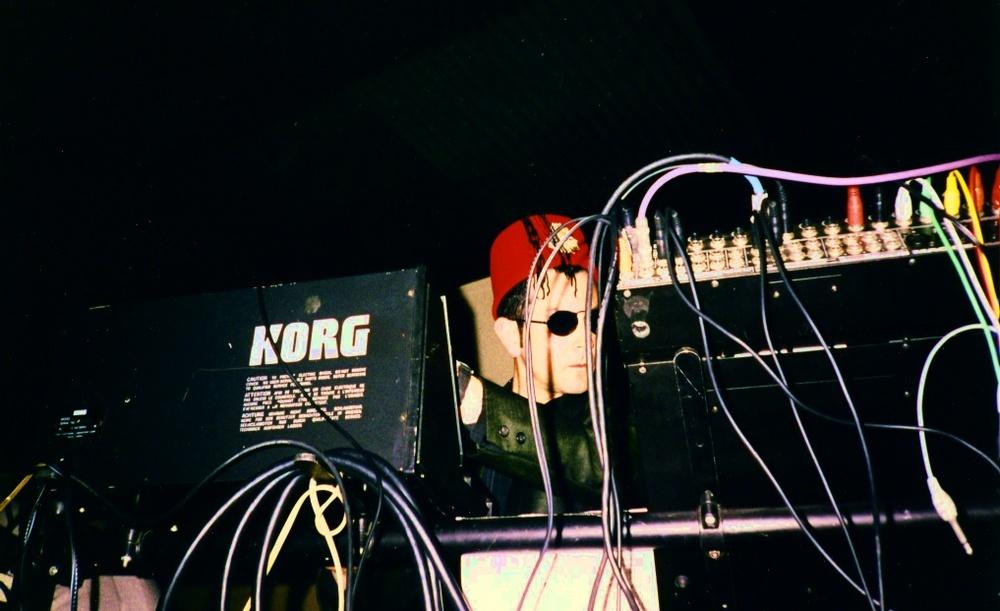 Len Del Rio live at Spaceland, 2001