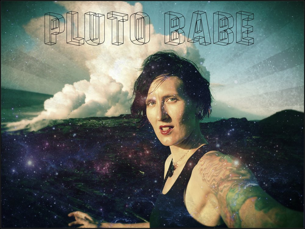 "October: Changing the name of my business to ""the Pluto Babe"""