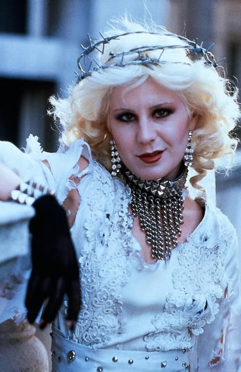 Before there was Riot Grrrl, there was CHLOE WEBB in  Sid and Nancy . I must have watched that flick 100 times. Nancy gave me a lot of style inspiration.