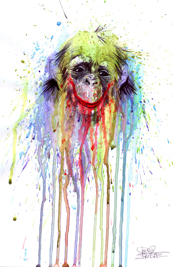 Monkey Number 3