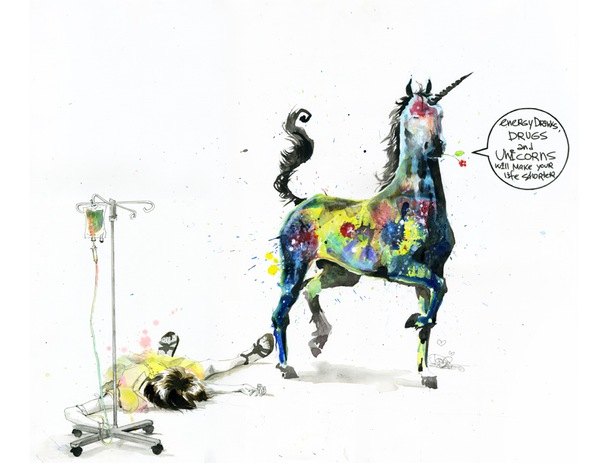 Drugs and Unicorns