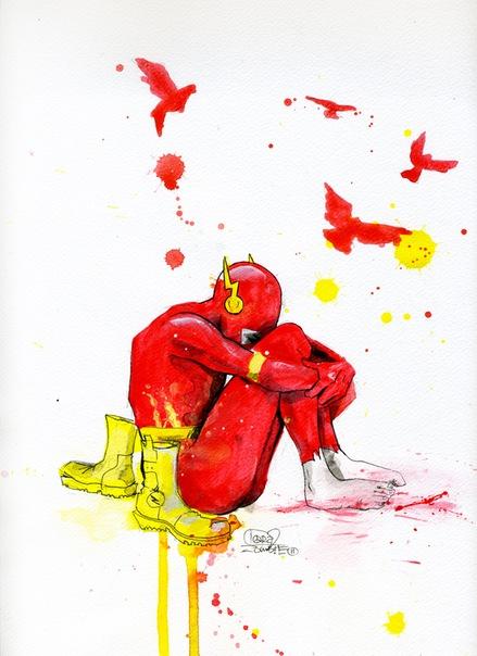 Depressed Flash