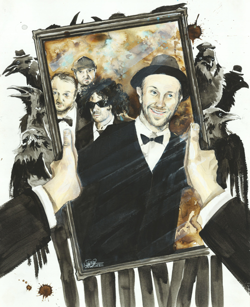 Billy's Ravens