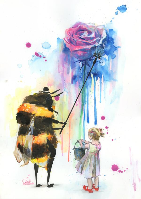 Mr. Bumblebee