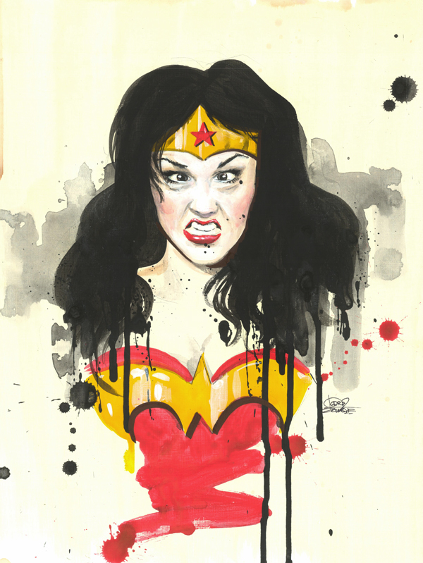 Very Wonder Woman 2