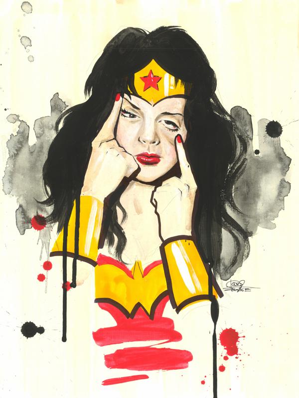 Very Wonder Woman 3
