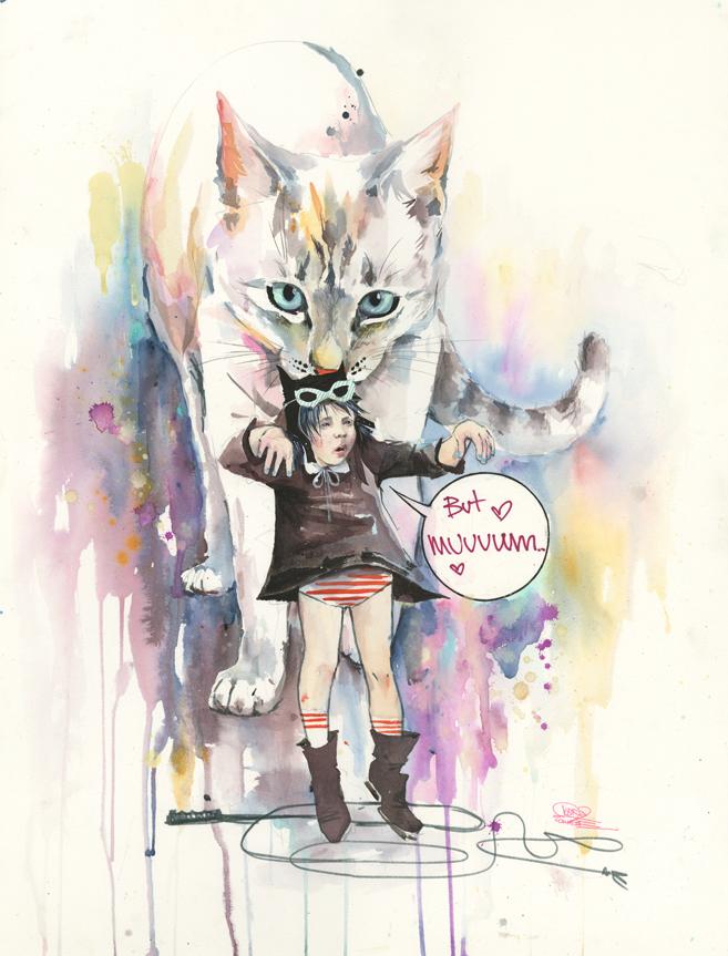 Catwoman's Mum