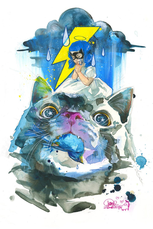 Conscience Cat