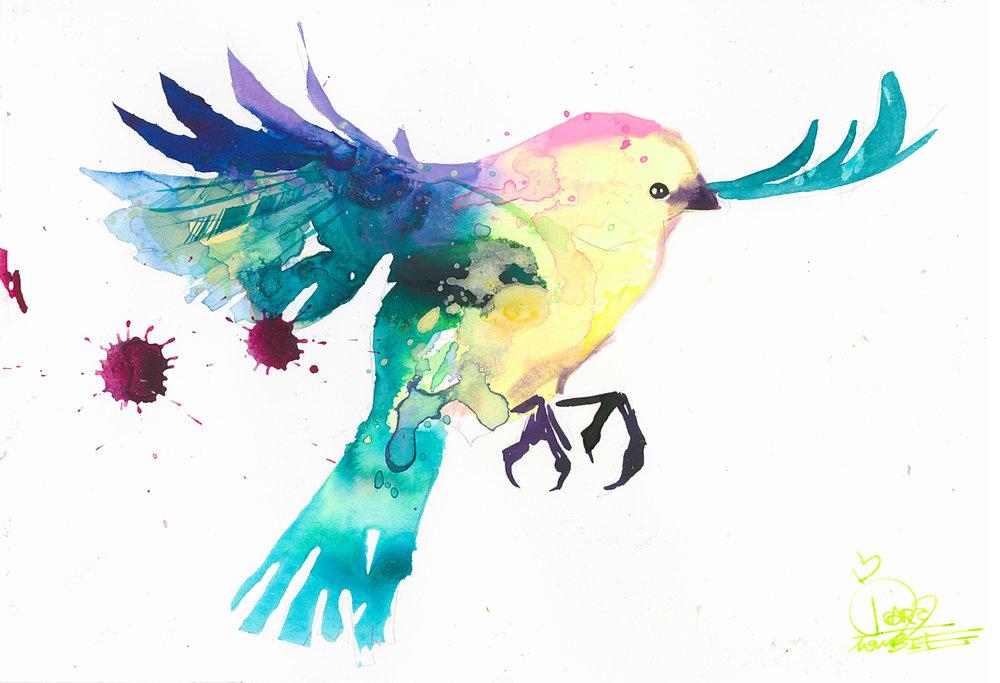Bird Study 3