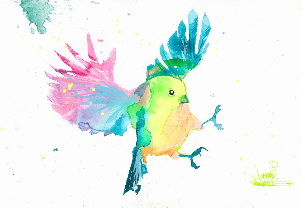 Bird Study 8