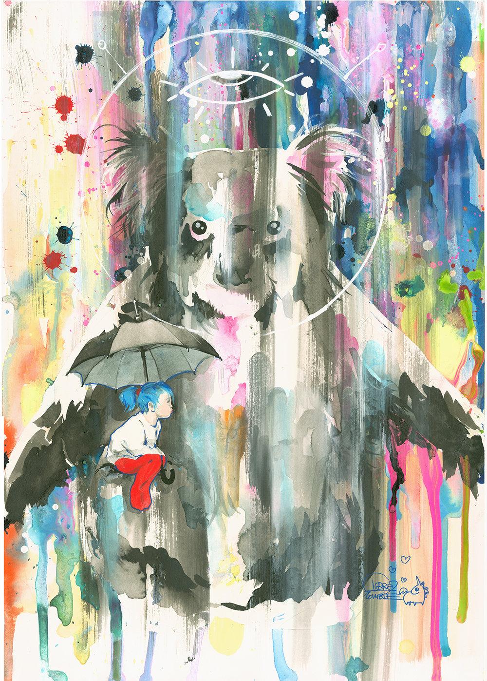 Rainy Koala