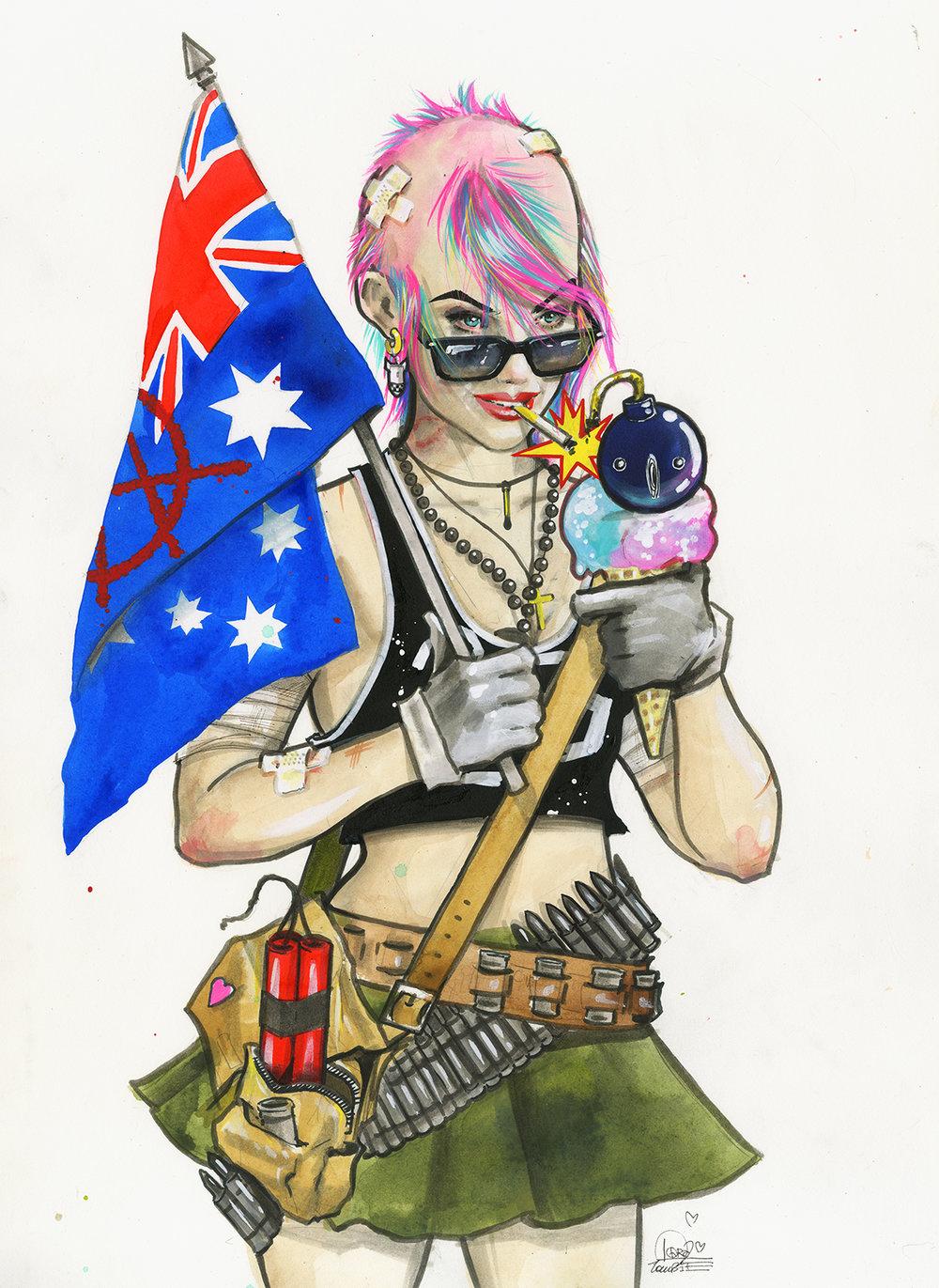 Tank Girl 3
