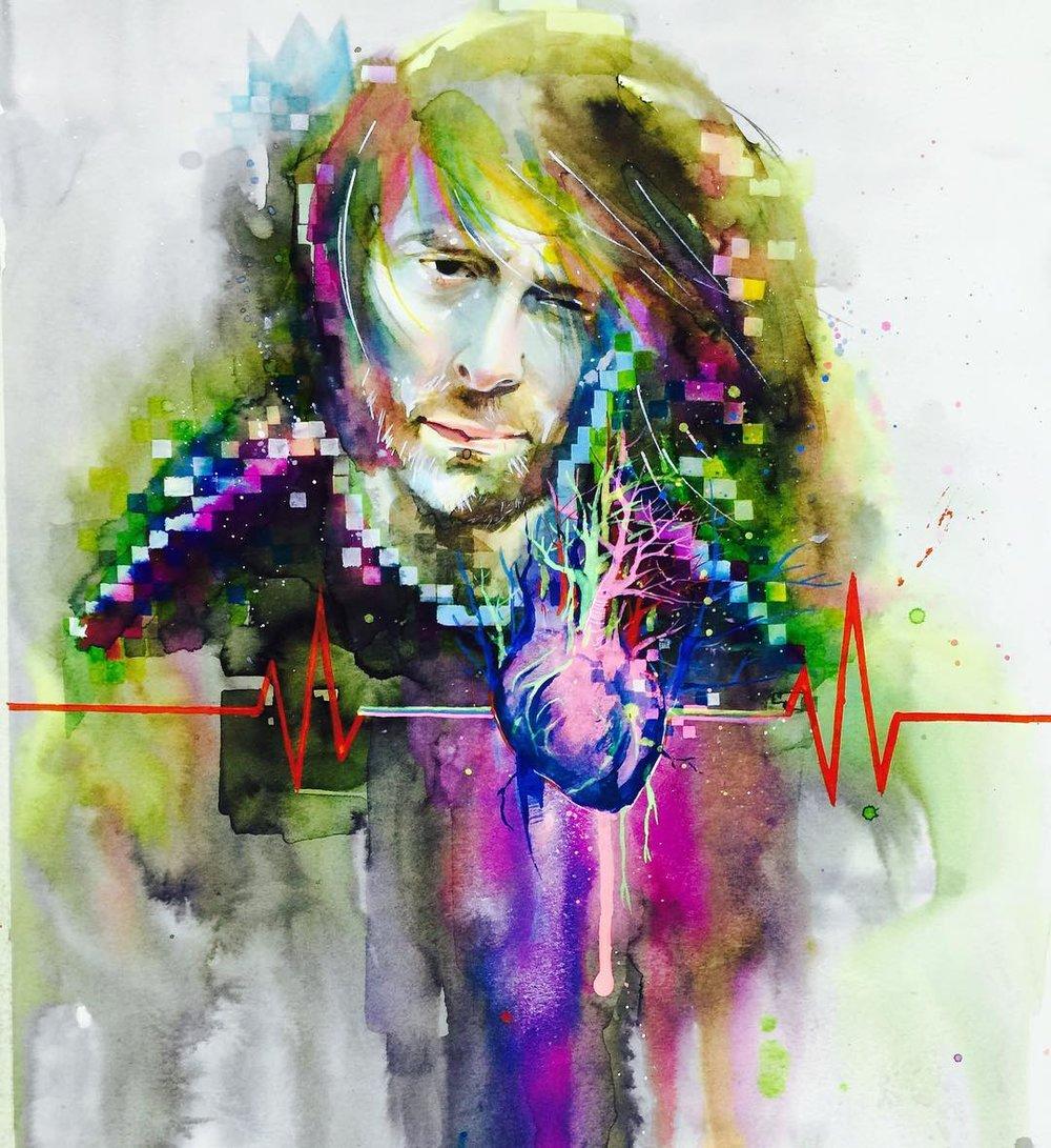 Thom Yorke Heartbeat