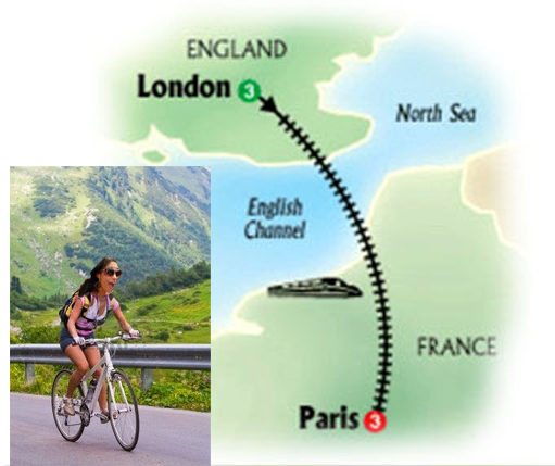 Please support me as I cycle from Paris to London for Crohnes Disease research. Each donation inspires me to push harder. http://uk.virginmoneygiving.com/TriciaBurke Thank you! -tnoëly