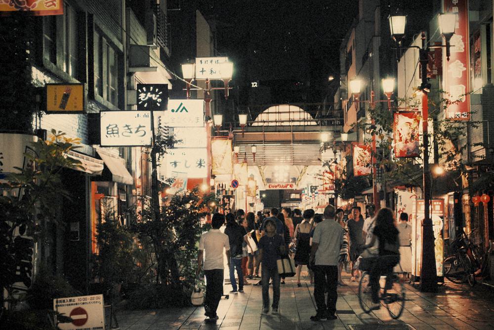Asakusa. Tokyo, Japan.