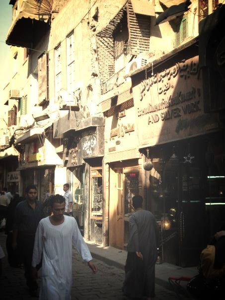 El Khalili Bazaar - Cairo