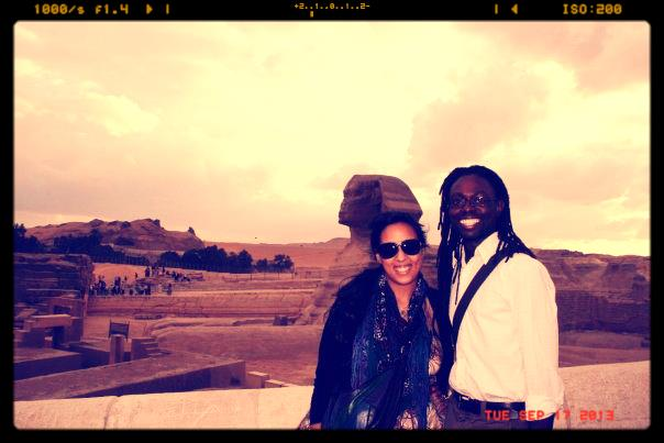 @ the Great Sphinx of Giza