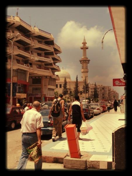 A stroll through Alexandria