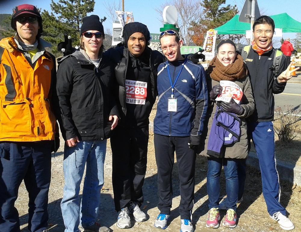 The Daegu Running Club