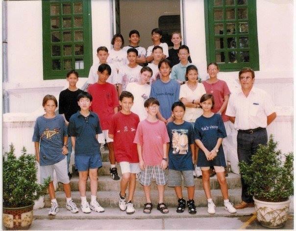 Class photo. Ho Chi Minh City