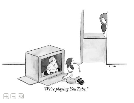 New Yorker cartoon, date unknown