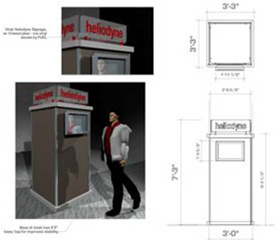 4sided booth