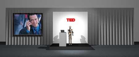 Ted rendering