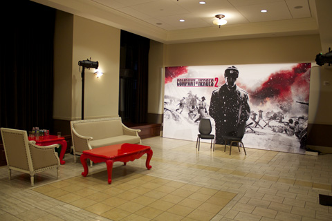 Company of Heroes 2 press room