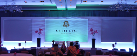 St Regis centered