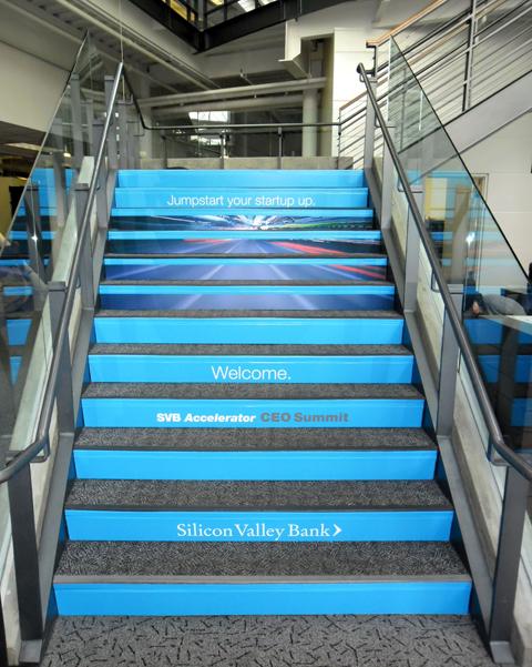 SVB stair 2