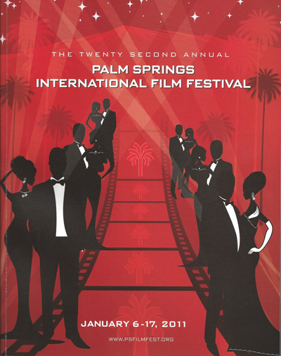 Palm Springs Film Festival Poster 2011
