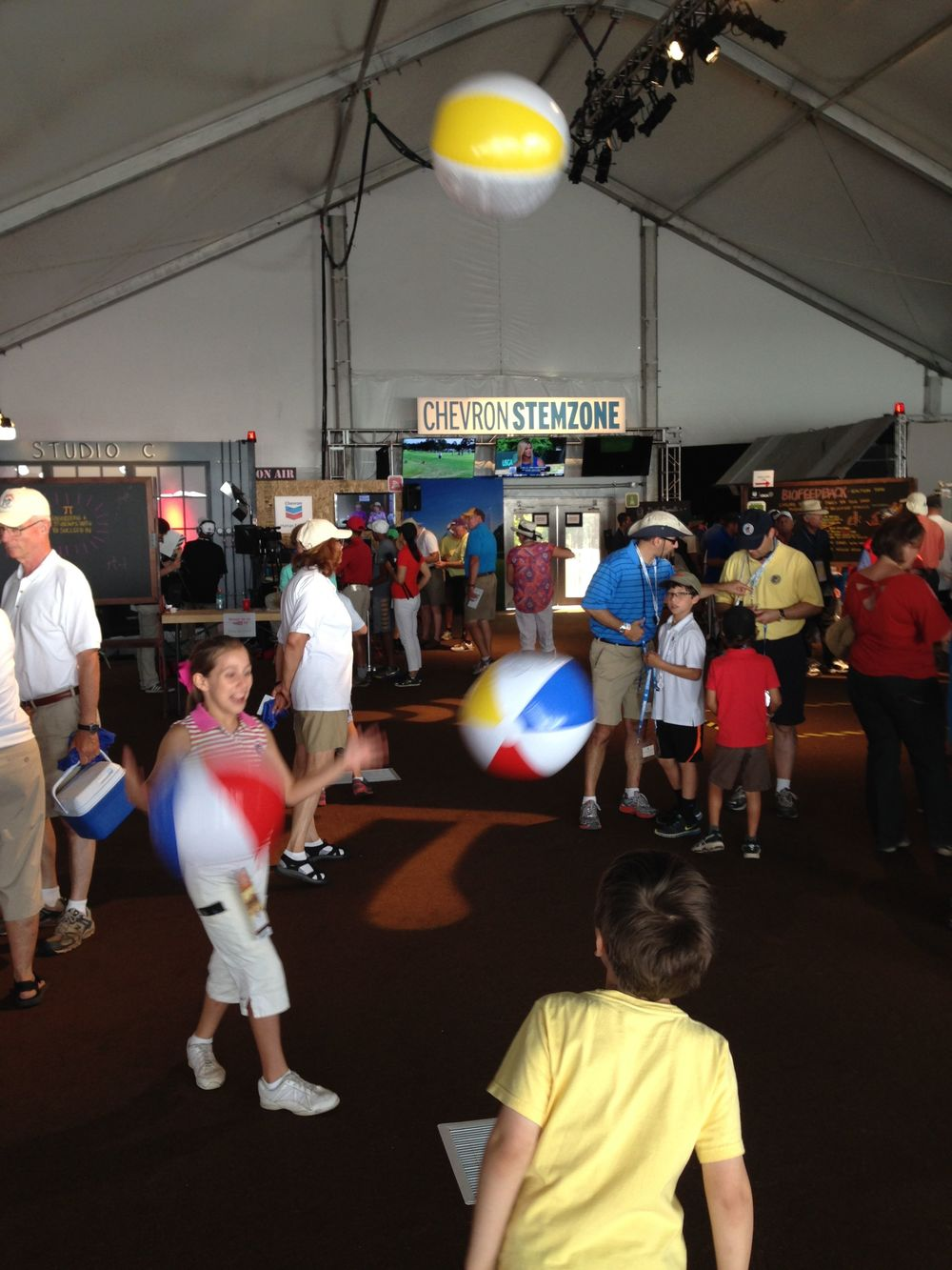 US Open STEM Zone