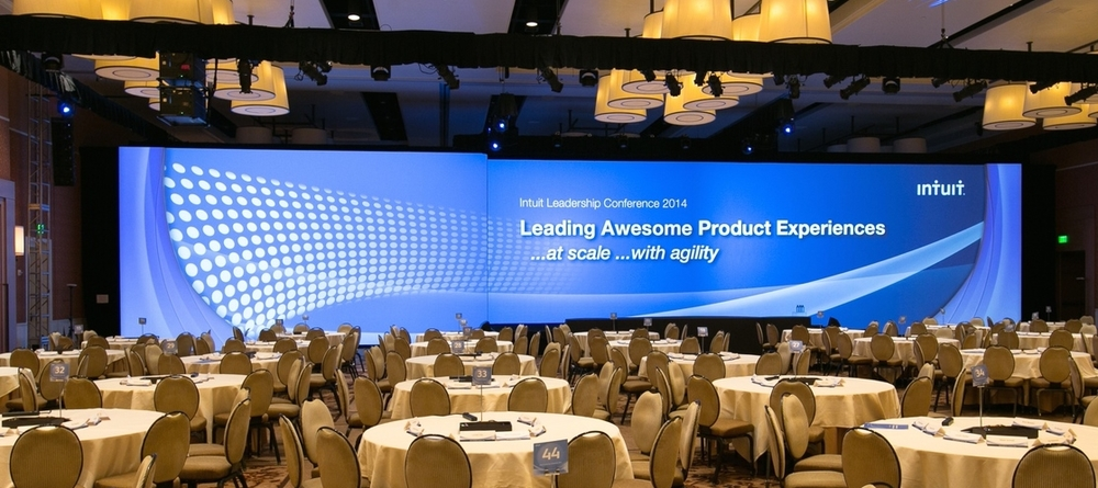Intuit Leadership Conference 2014