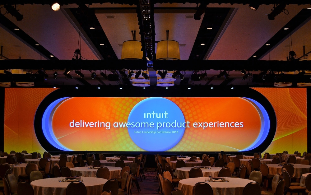 Intuit Leadership Conference 2013