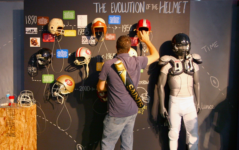 Super Bowl STEM Zone