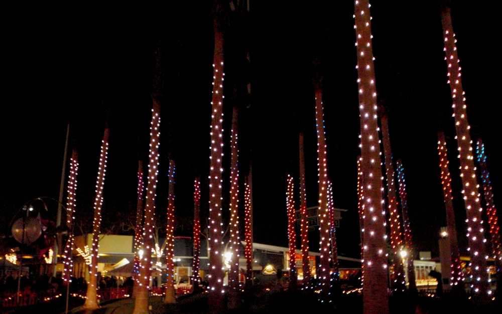 Jack London Square Christmas Tree Lighting Ceremony