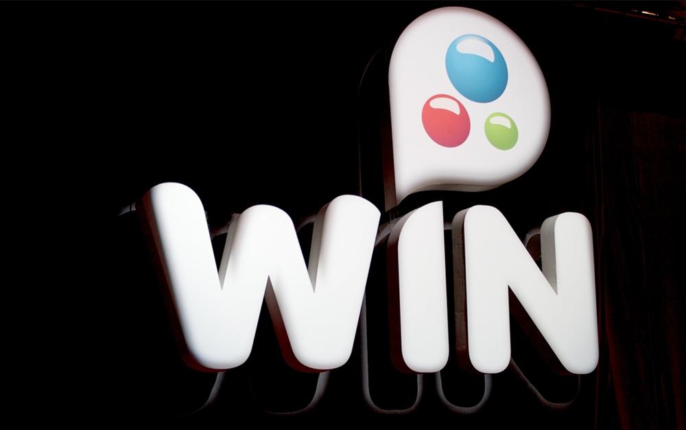 eBay WIN logo