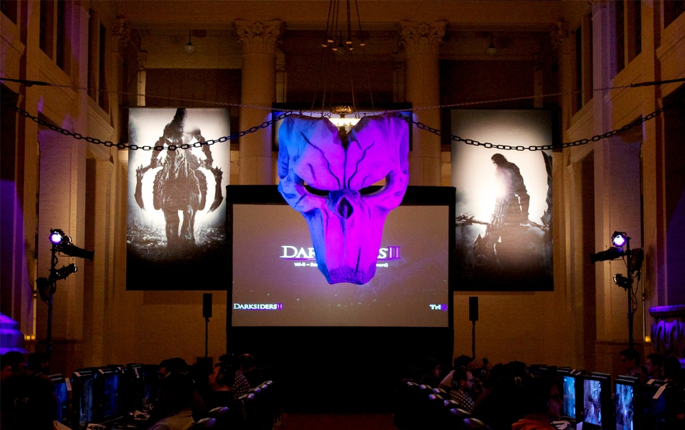 Darksiders II Media Event