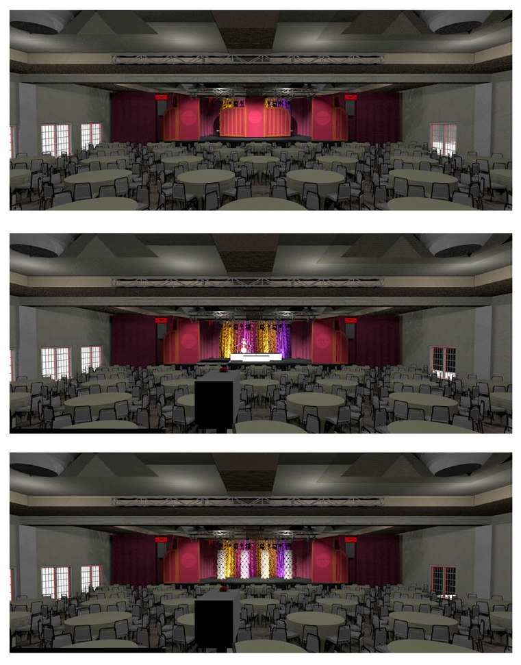 Academy of Achievement Rendering