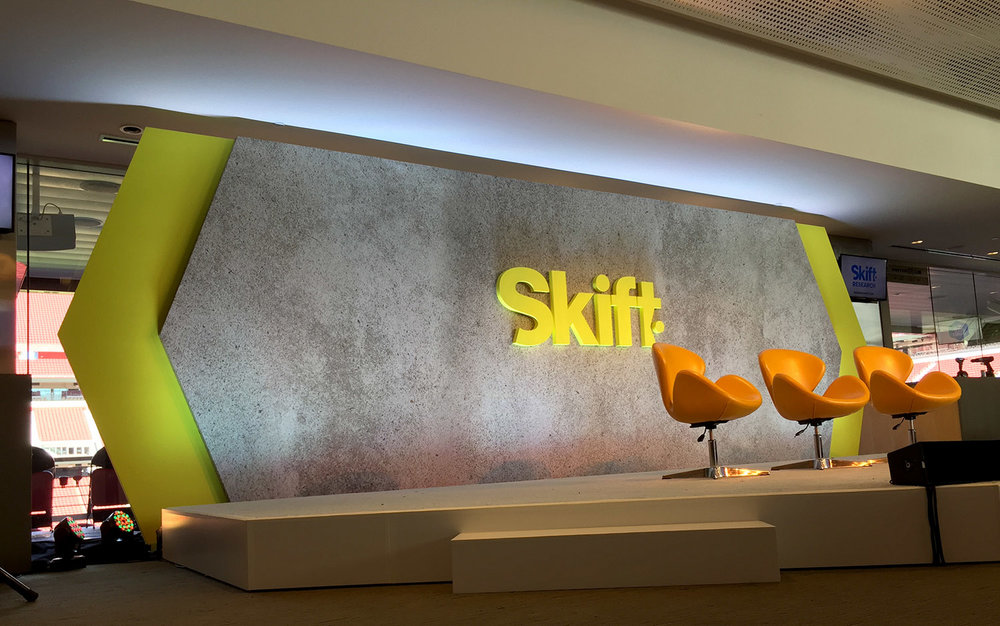 Skift custom stage