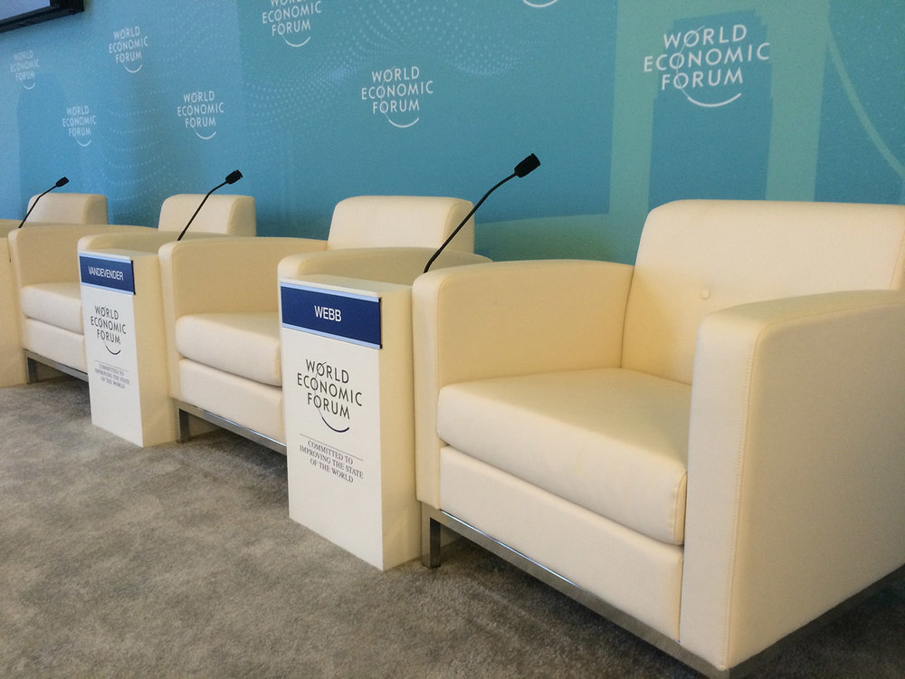 World Economic Forum seats