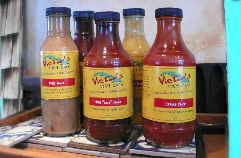 Victor's 1959 Cafe Authentic Cuban Sauces